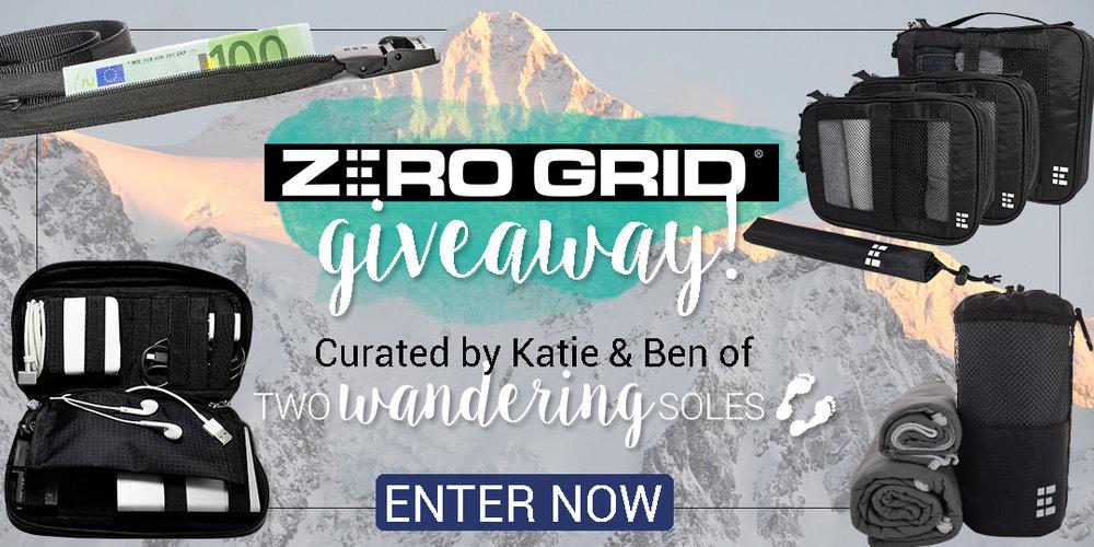Zero Grid Giveaway