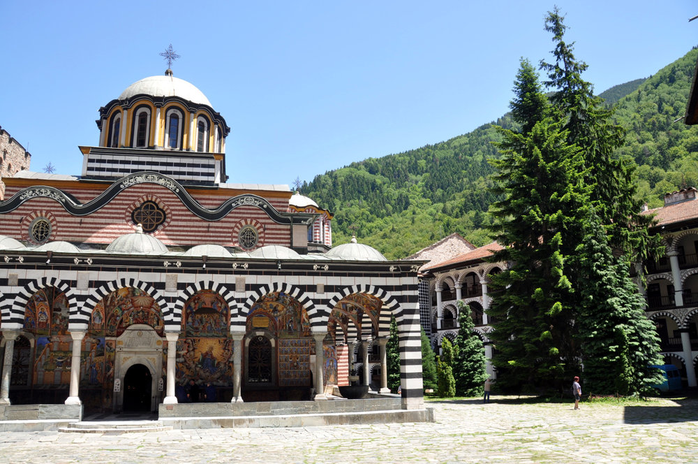 Rila Monastery Bulgaria Eastern Europe Highlights