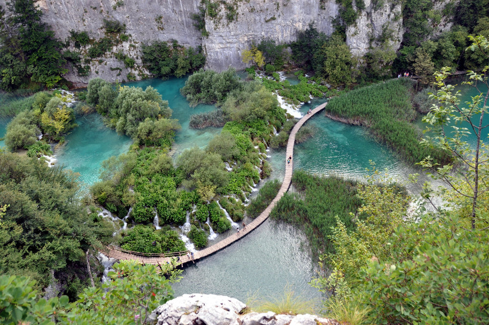 Plitvice Lakes Croatia Eastern Europe Highlights