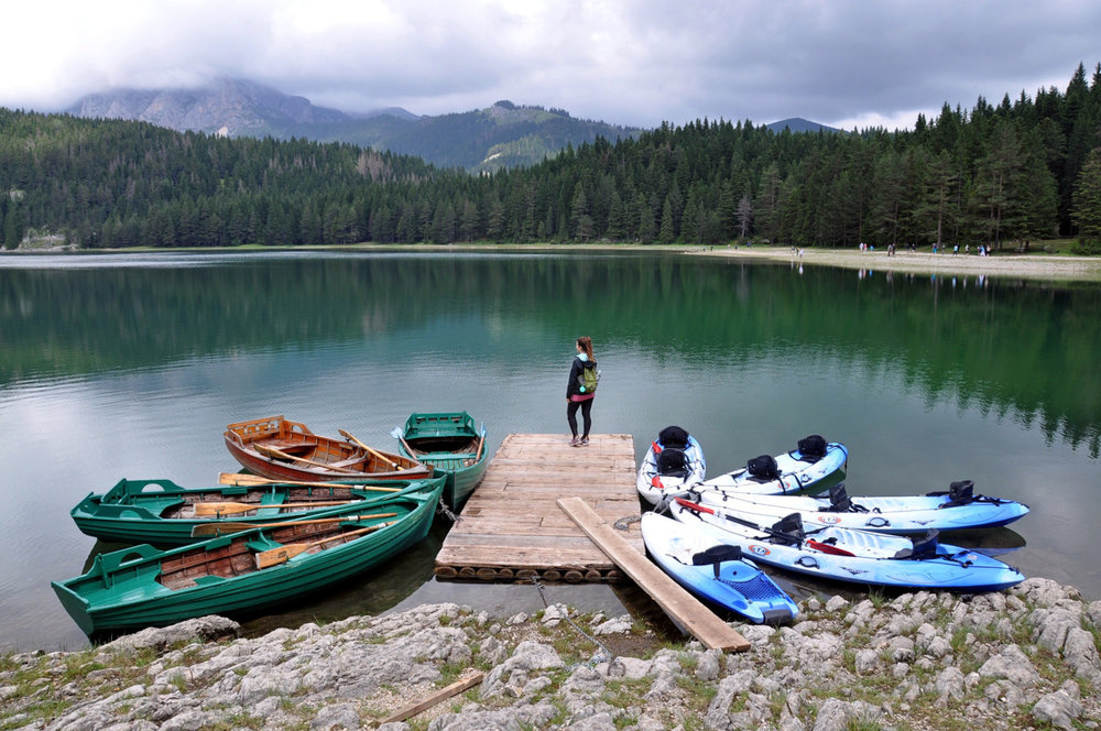 Visit Eastern Europe Black Lake Monenegro