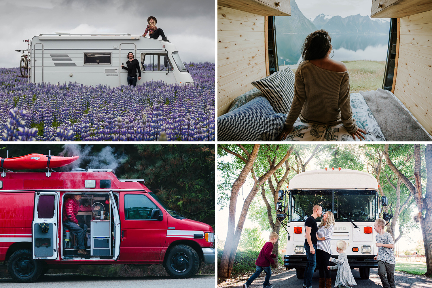 27f96940ce 14 Inspiring Campervan Experts and Their Advice for You