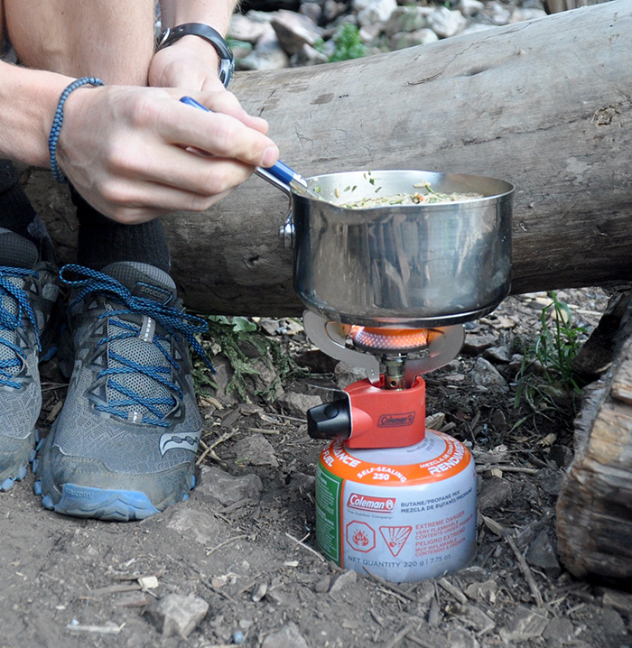 Mini camp Stove