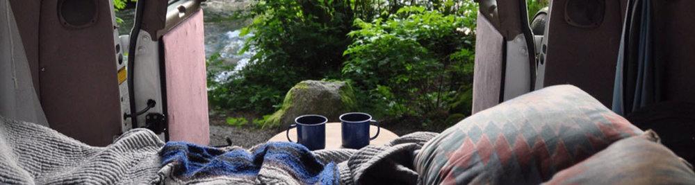 Campervan Life -