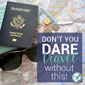 Don't You Dare Travel Without This Travel Insurance