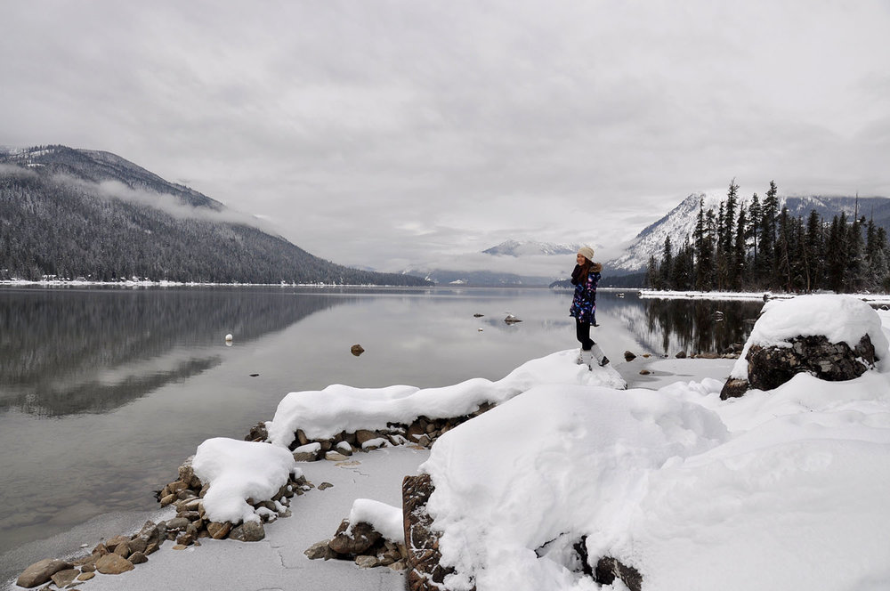 Lake Wenatchee Leavenworth