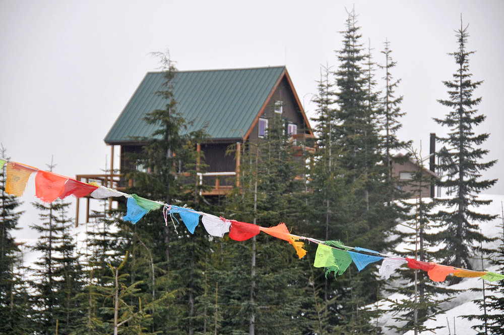 Mount Tahoma Washington Mountain Hut