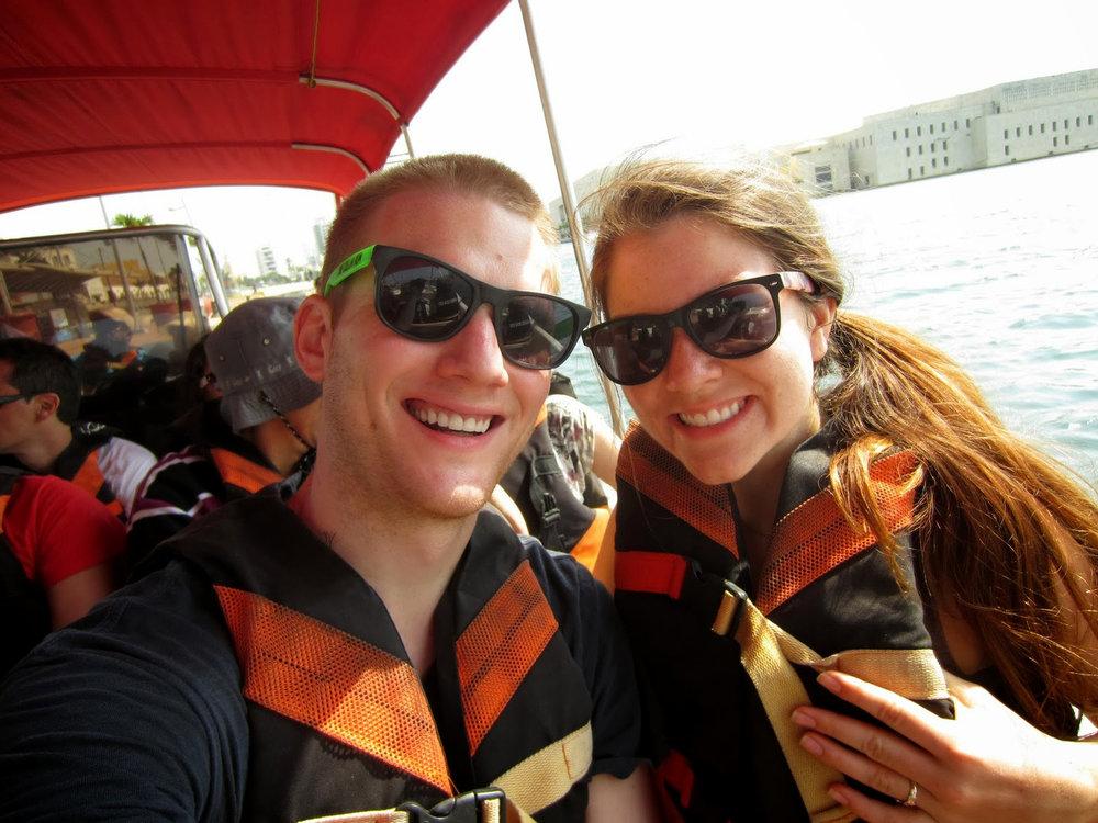 Rosario Island Boat Ride