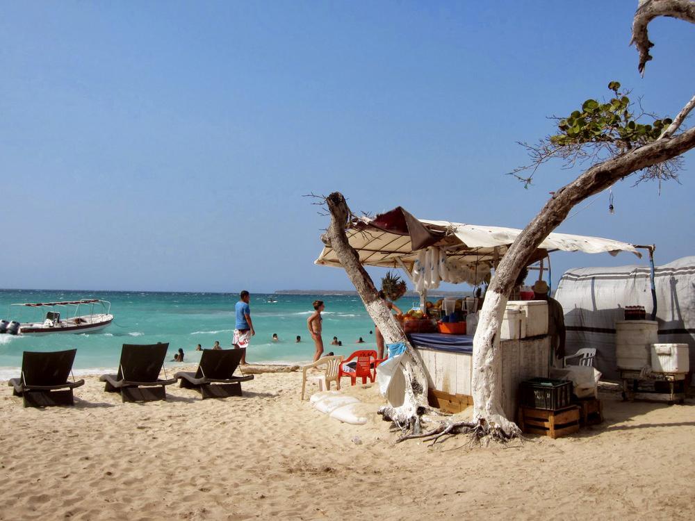 Rosario Island Beach Restaurant