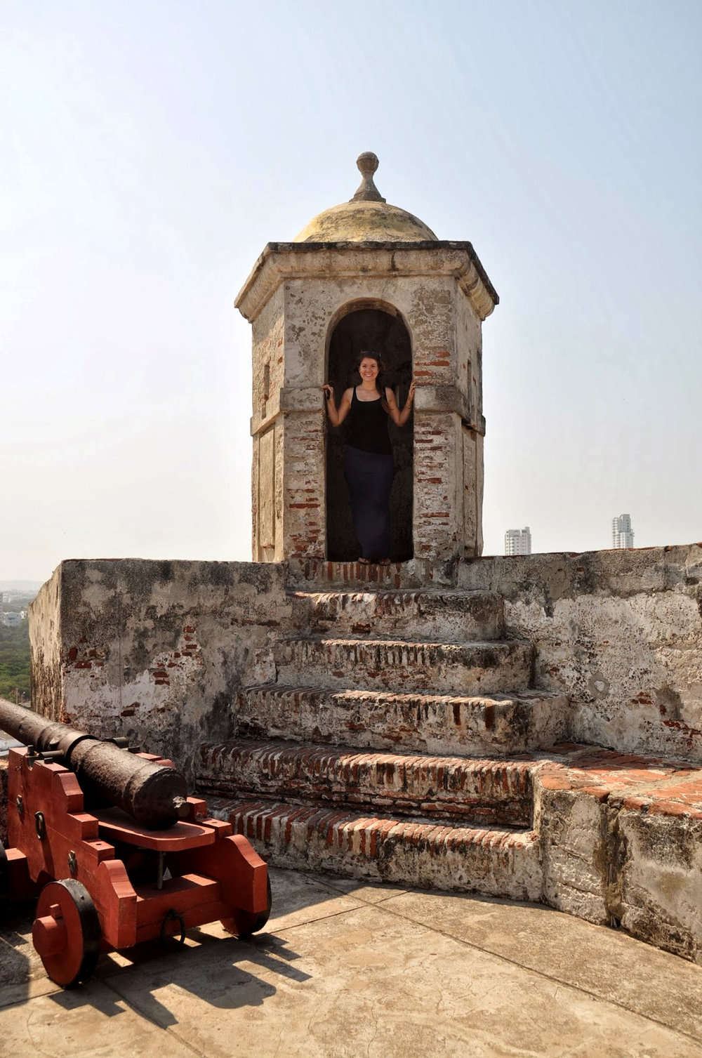 Castillo San Felipe Watch Tower