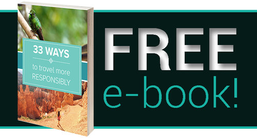 Free E-Book Responsible Travel Tips