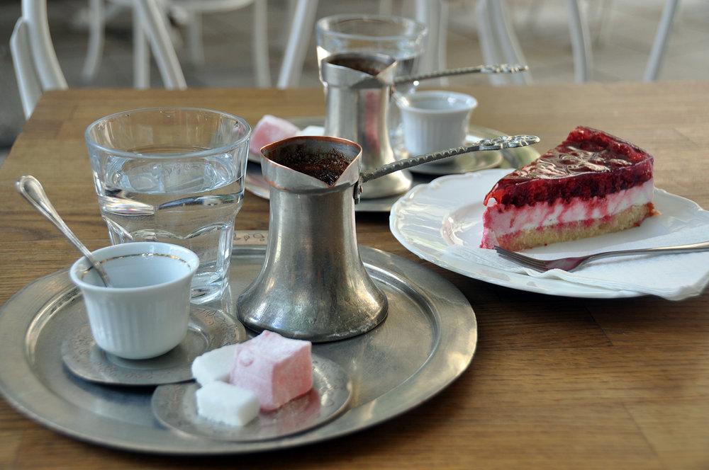 Bosnia Coffee Bosnia Food Travel