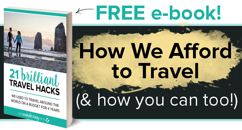 21 Brilliant Travel Hacks EBook