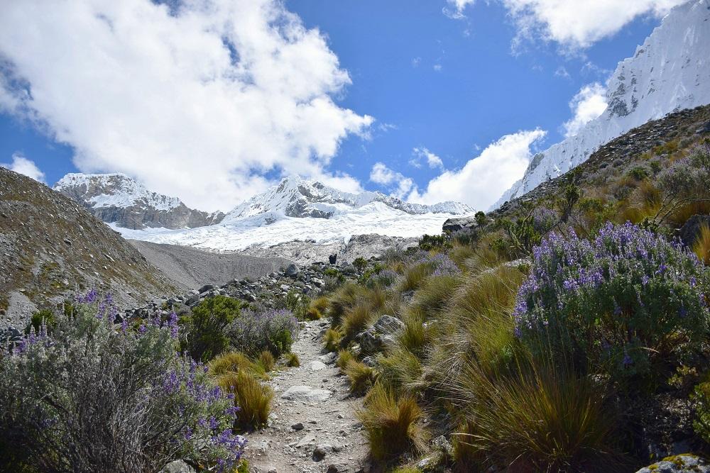Cordillera Blanca Laguna 69 Hike