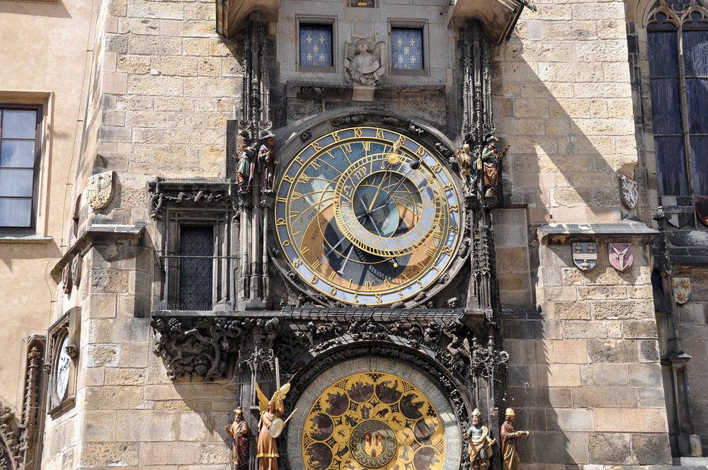 Czech Republic Travel Guide Prague Astronomical Clock