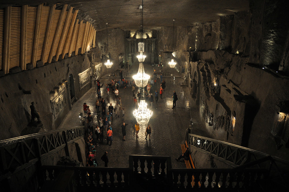 Poland Travel guide Wieliczka Salt Mine Salt Cathedral