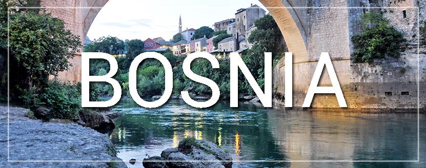 Bosnia and Herzergovina Stari Most Mostar