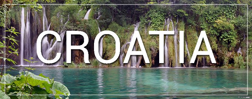Croatia Travel Blog Plitvice Lakes