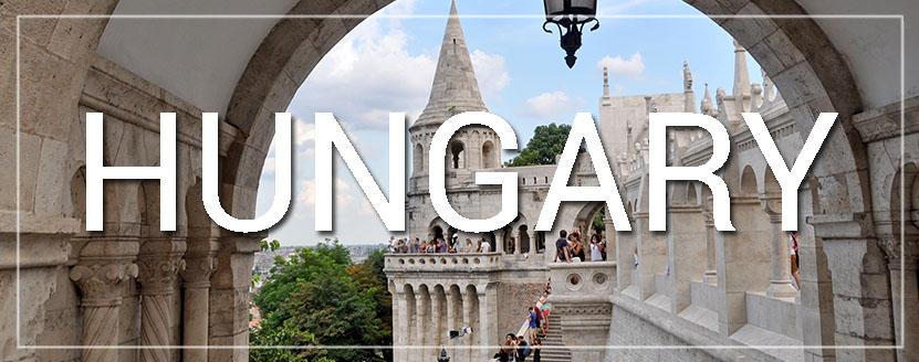 Hungary Travel Blog Budapest Fisherman's Bastions