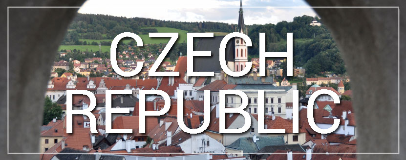 Czech Republic Travel Blog Cesky Krumlov