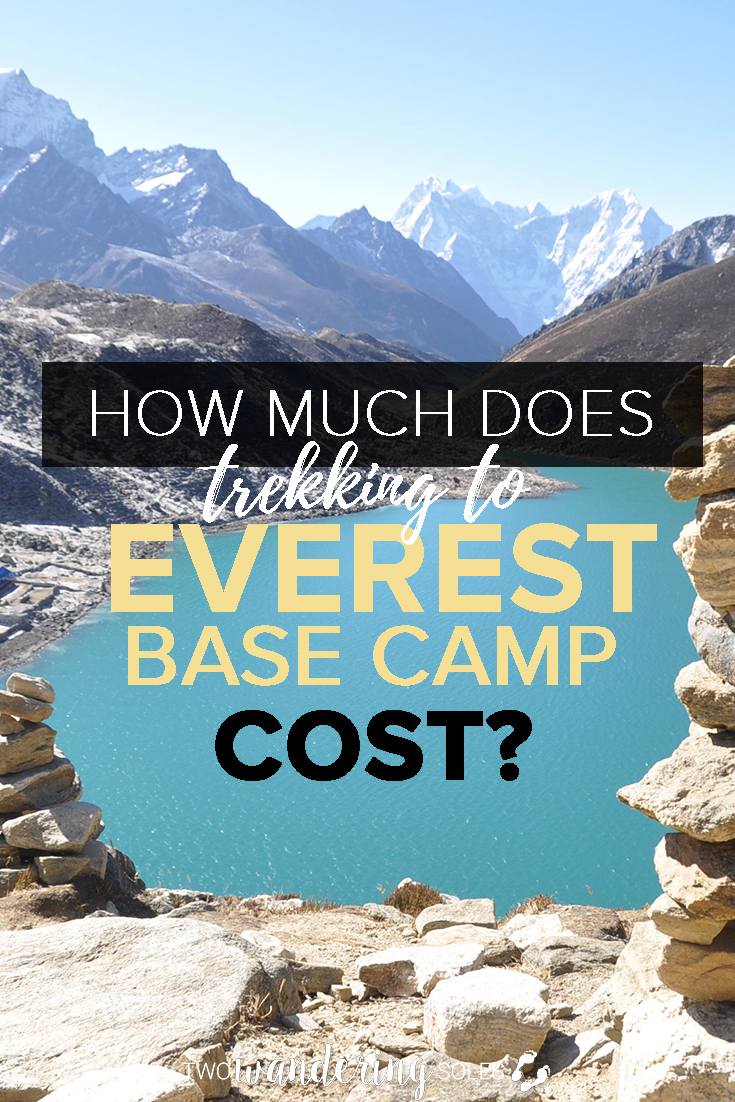 How Much Does Trekking to Everest Base Camp Cost?
