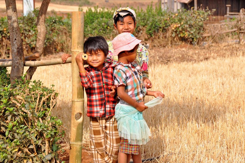Kalaw to Inle Lake Trek Myanmar