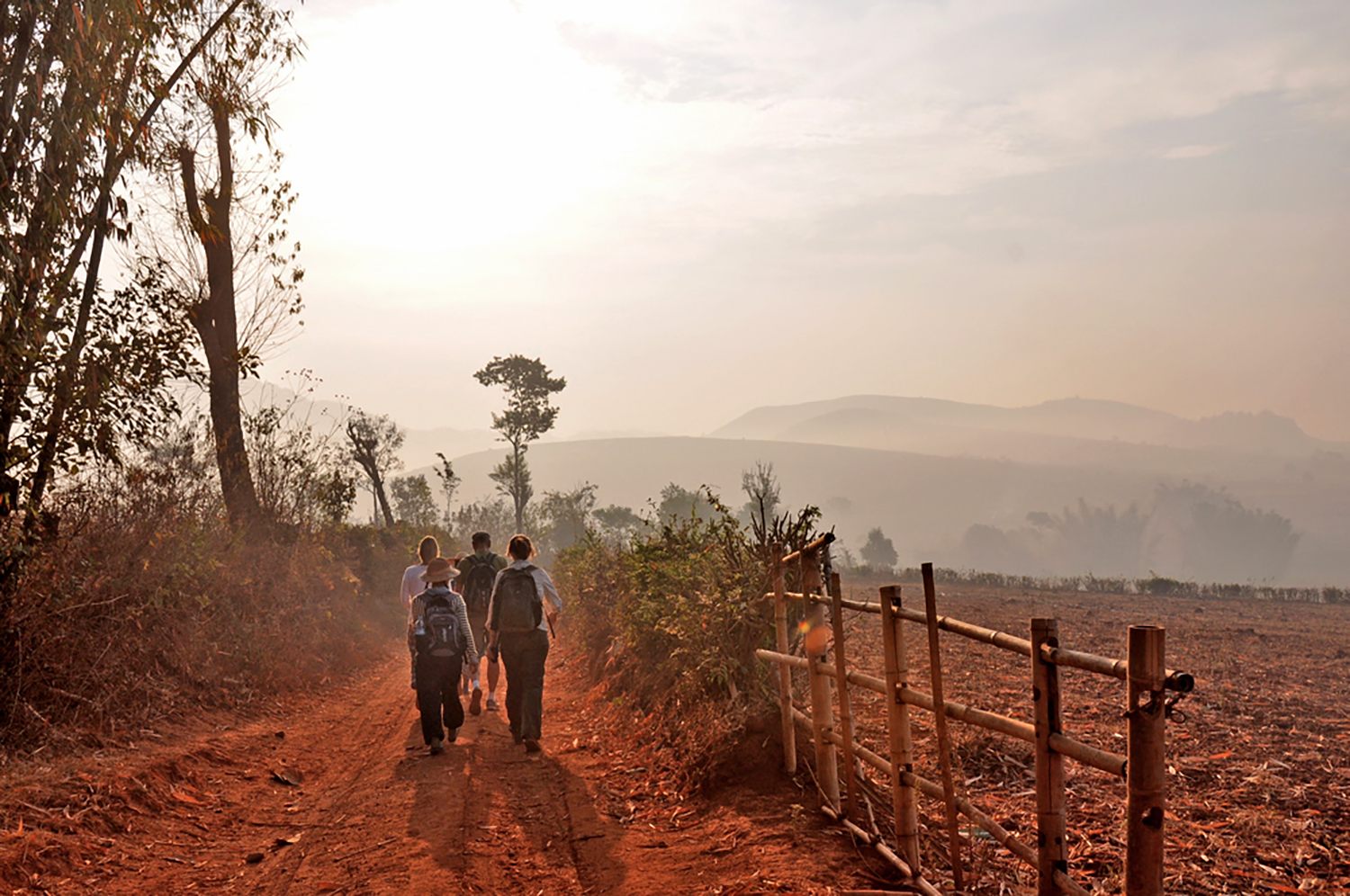 Kalaw to Inle Lake Trek: Amazing Hiking and Homestay Experience