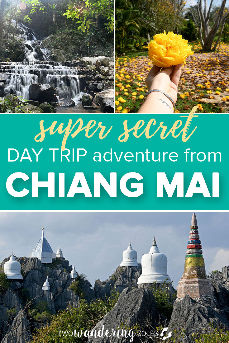 Secret Day Trip Adventure from Chiang Mai Thailand