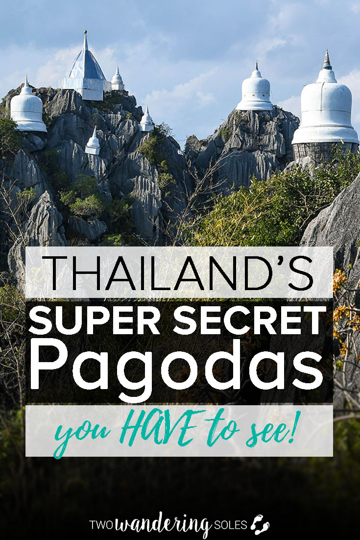 Thailand's Super Secret Pagodas you have to see