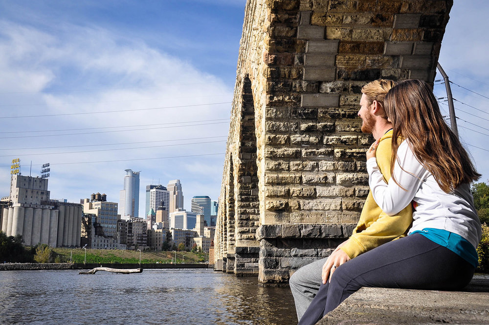 Stone Arch Bridge Minnesota