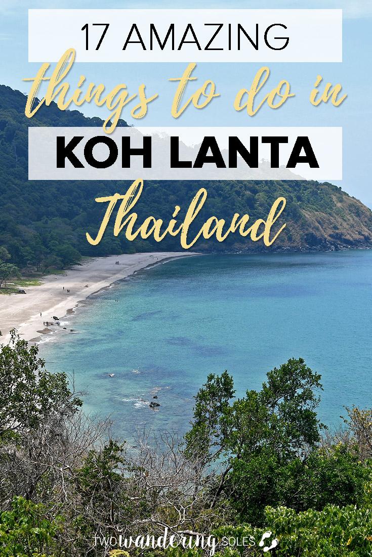 17 Amazing Things to Do in Koh Lanta