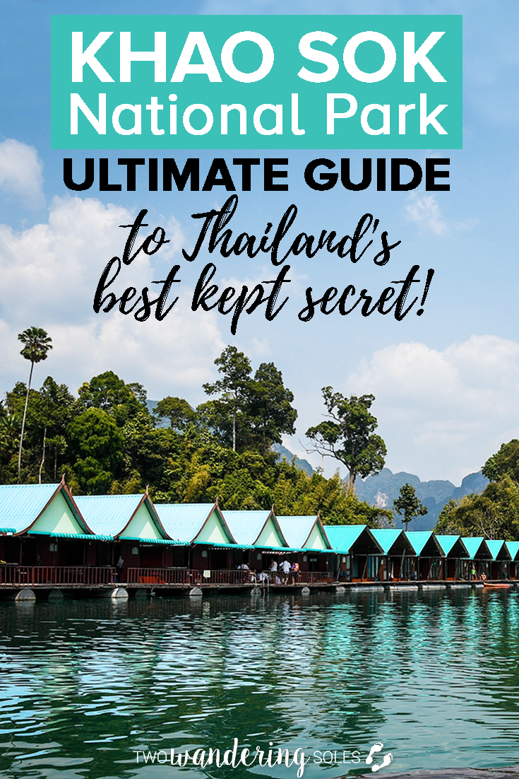 Khao Sok National Park & Floating Bungalows Thailand
