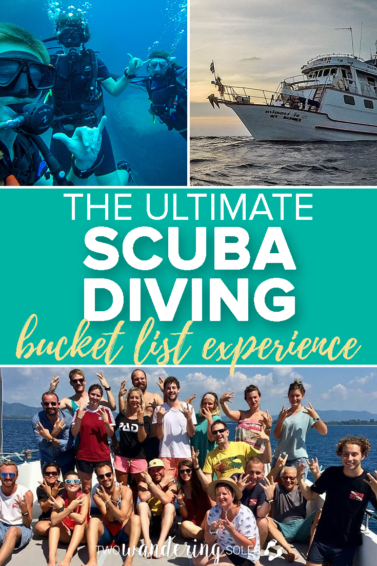 3-Day Similan Islands Liveaboard Scuba Diving Trip Thailand