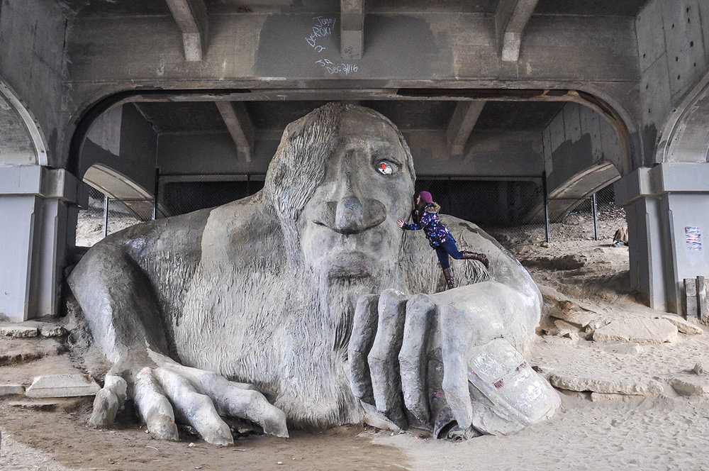 Best Things to Do in Seattle Fremont Troll