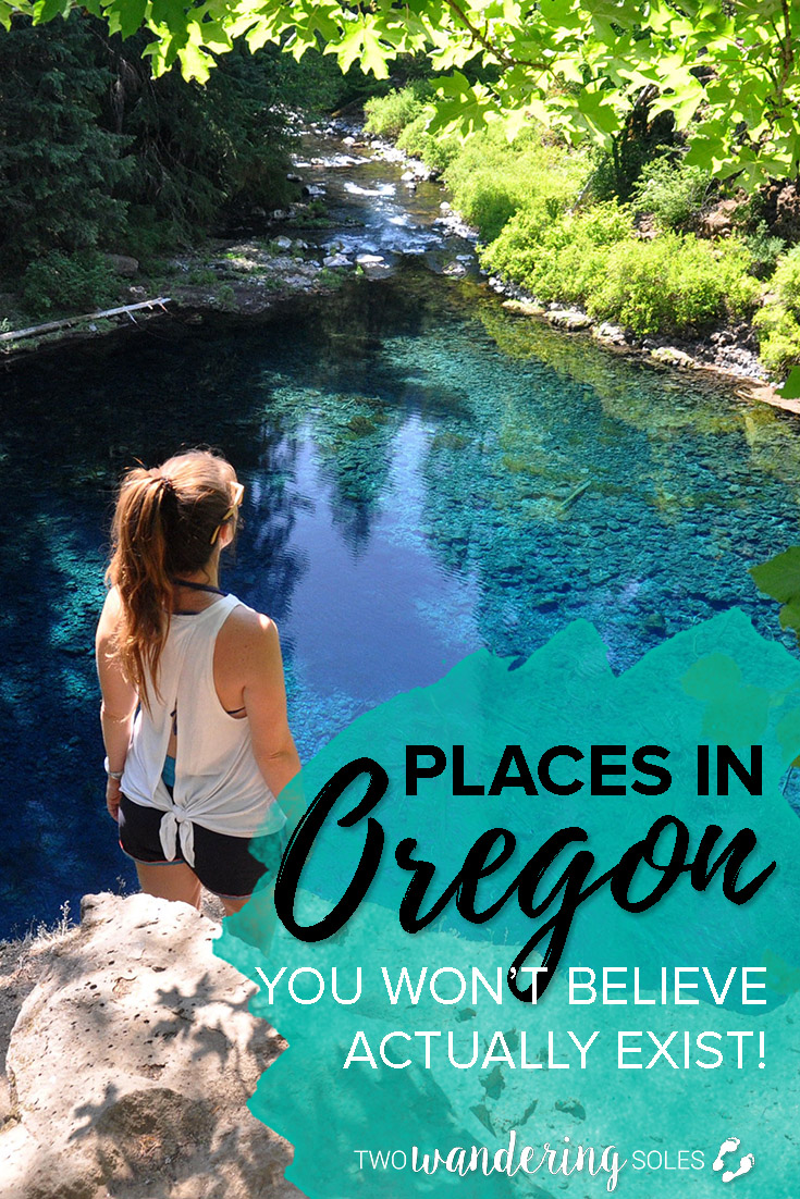 Places in Oregon You Won't Believe Actually Exist