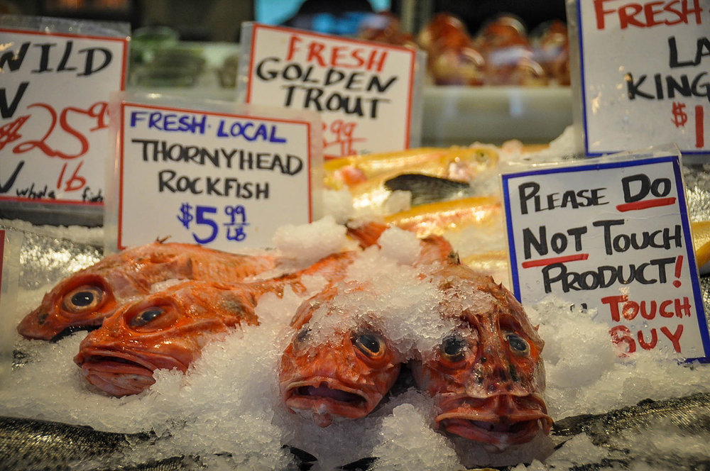 Best Things to do in Seattle Pikes Place Market