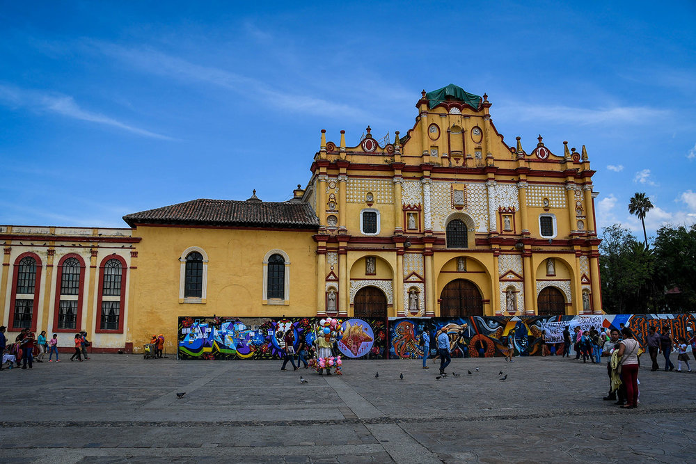 Things to Do in San Cristobal de las Casas Free Walking Tour Church