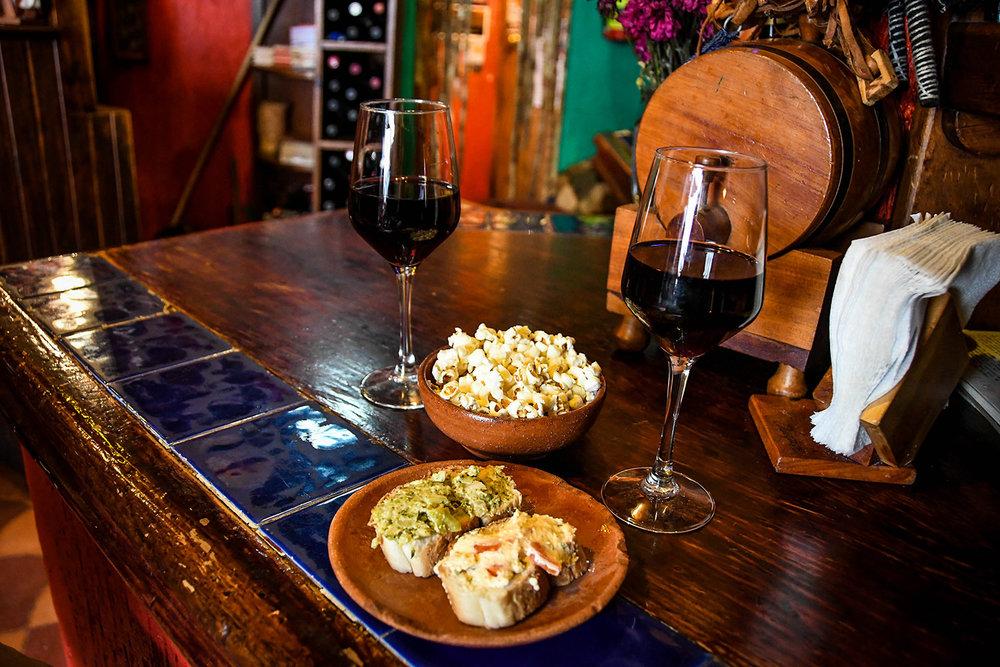 Things to do in San Cristóbal Wine Bar Vina La Bocco