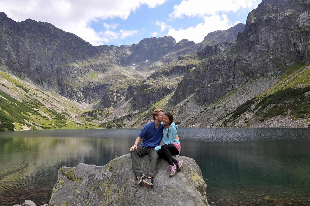 Zakopane Poland Travel Things to Do Hike to Emerald Lake