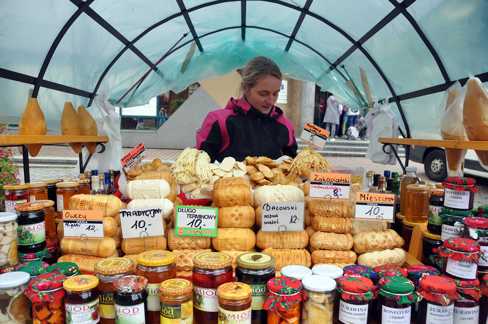 Zakopane Poland Travel Things to Do Eat Oscypek