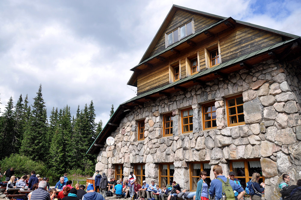 Zakopane Poland Hiking Tatra Mountains