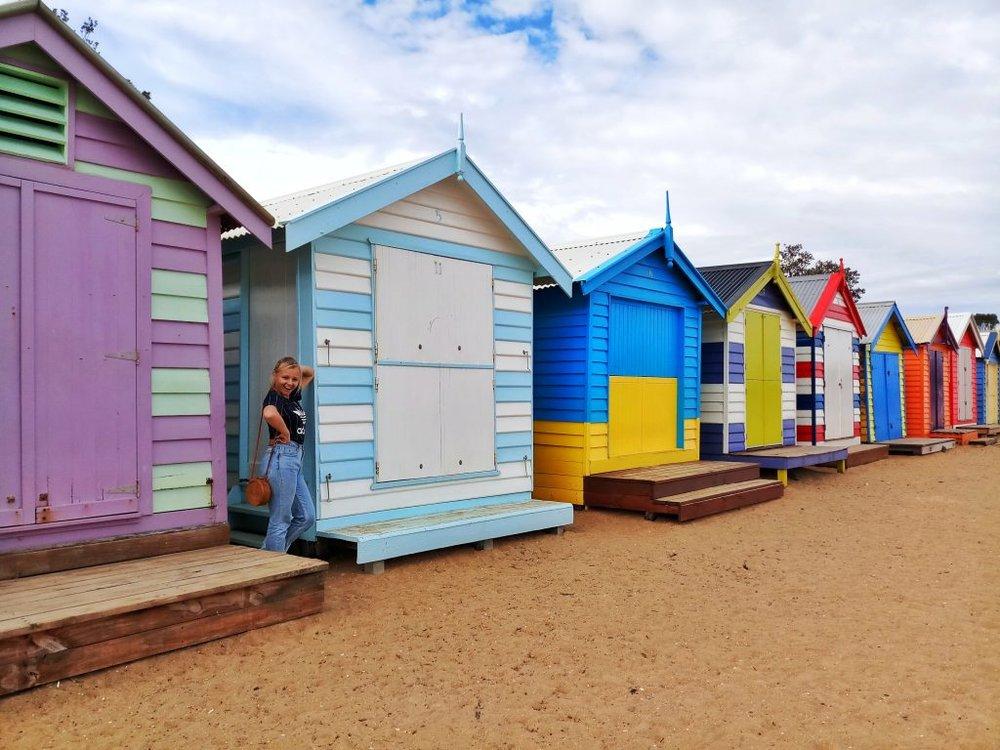 photo 21.jpgMelbourne Australia Cheap Things to Do Brighton Bathing Boxes