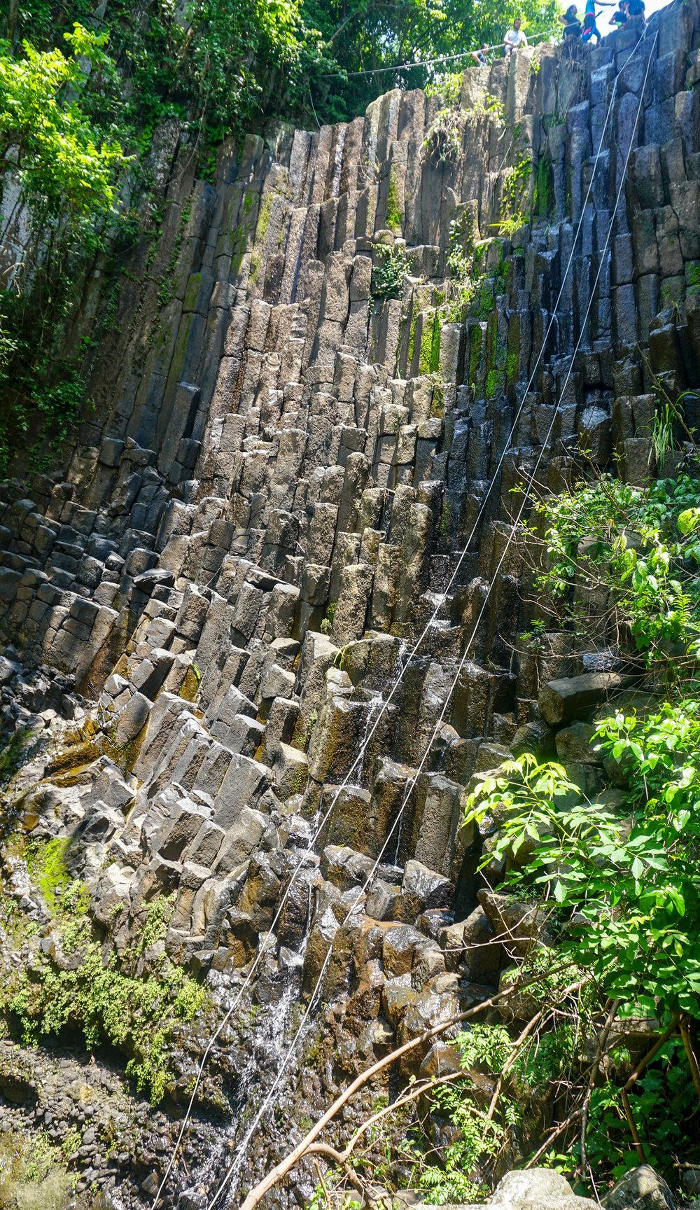 Cascadas Los Tercios