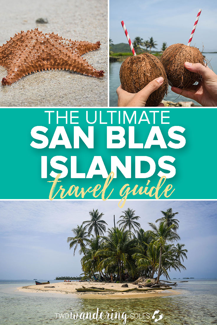San Blas Islands going from Panama to Colombia Complete Travel Guide