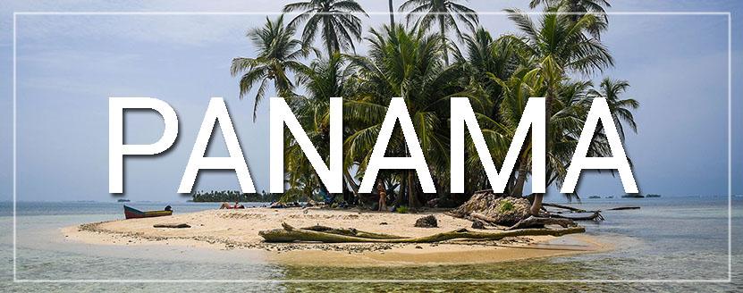 Panama San Blas Island