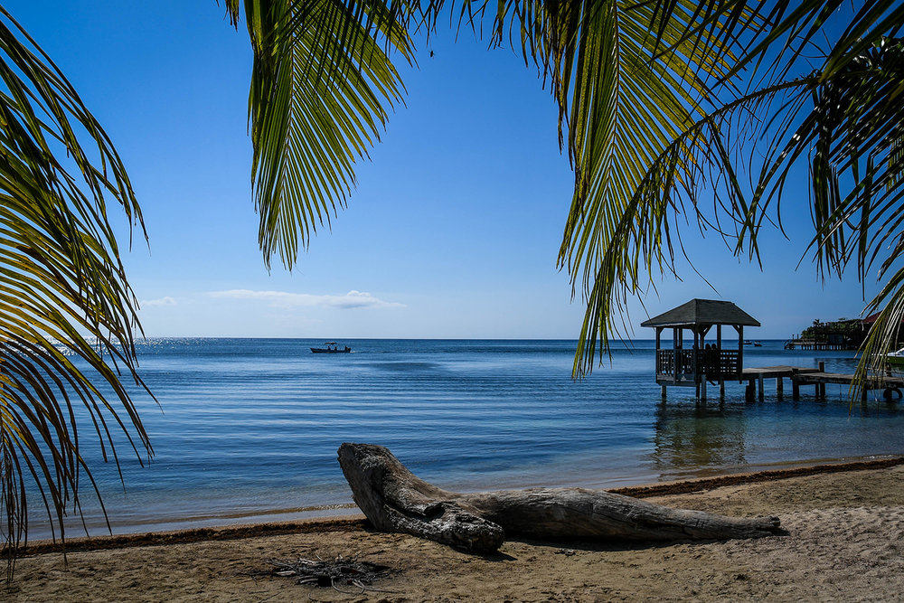 Roatan vs. Utila Honduras Bay Island Beach
