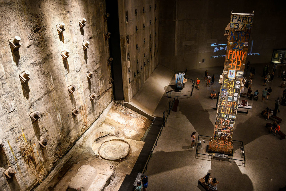 Things to Do in New York City 9/11 Memorial and Museum