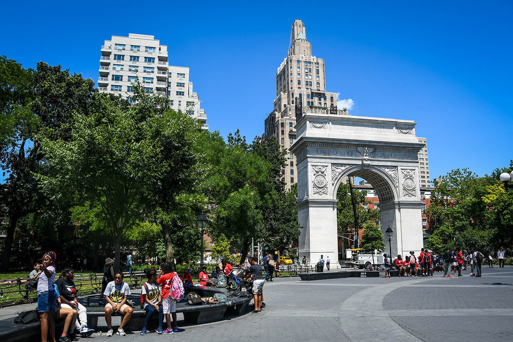 Things to Do in New York City Washington Square Arch