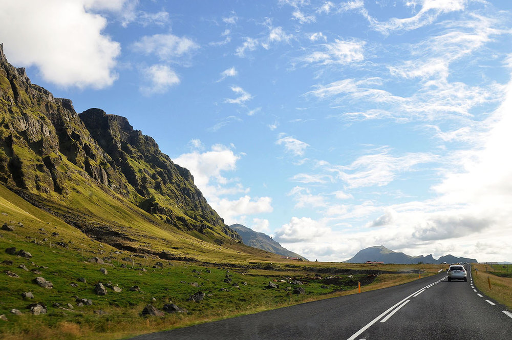 Campervan vs Tent Camp Iceland Ring Road