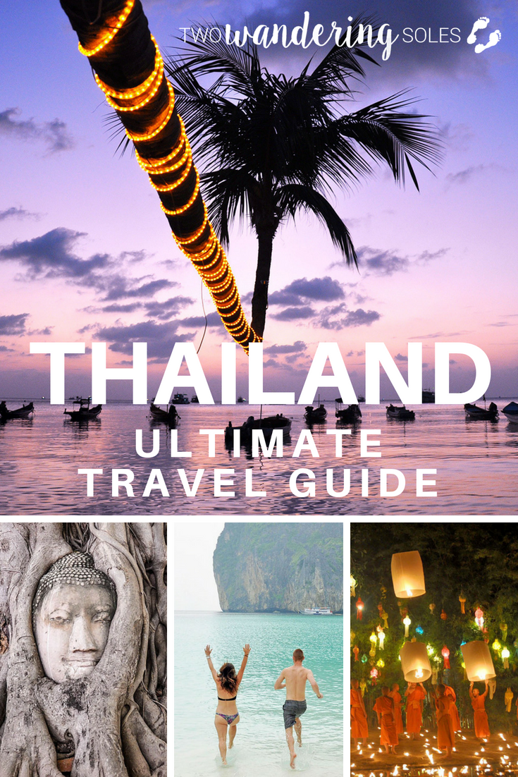 Best Thailand Travel Guide You've Ever Seen
