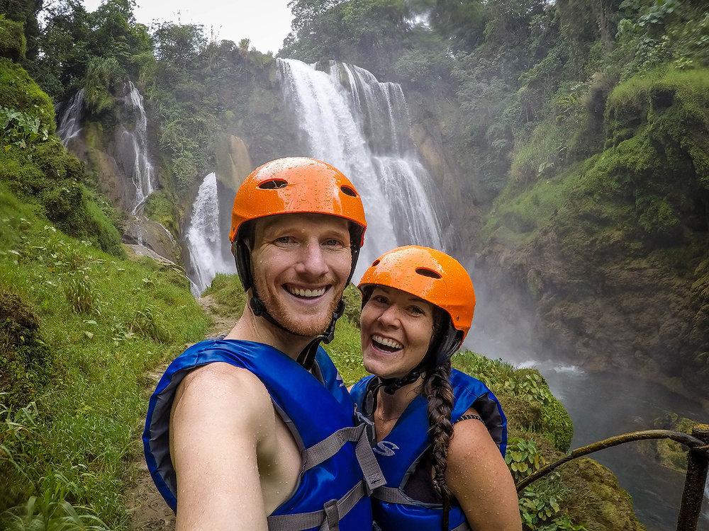 Things to Do in Lake Yojoa Honduras Waterfall Hike